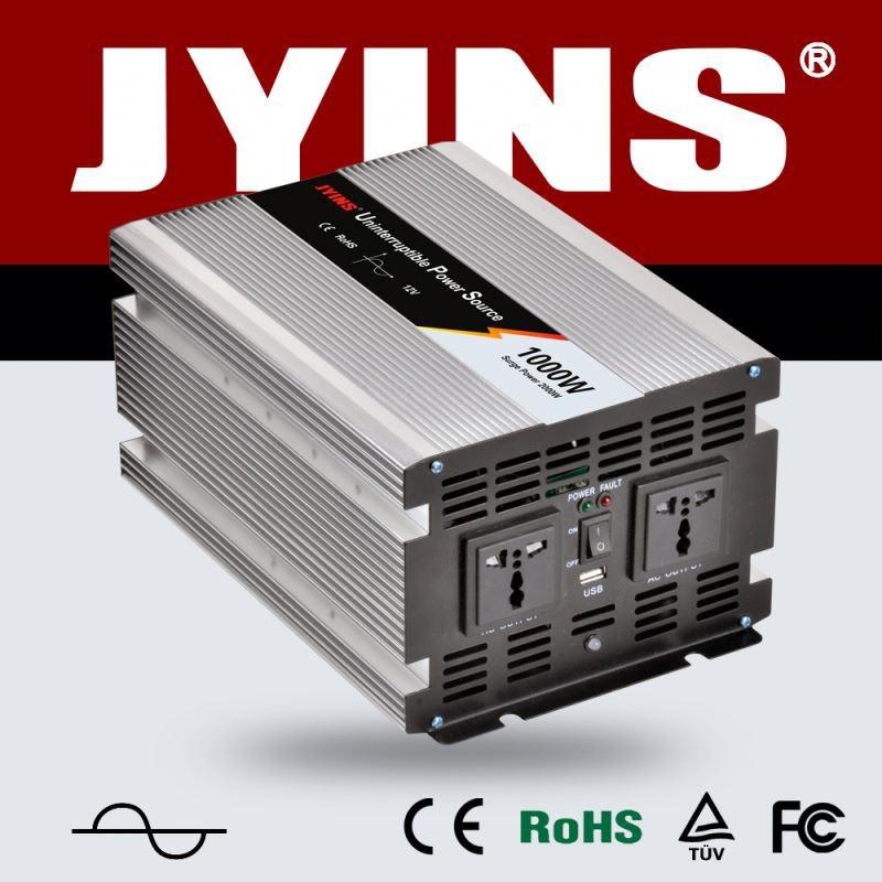 China Supplier Jyins Pure Sine Wave Power Inverter With Charger ...