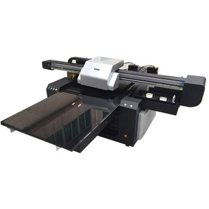 2019 new product 12 colors inkjet A2 Automatic TX6090 UV Printer flatbed printer with A+ grade UV ink for free