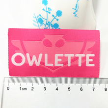 Wholesale High Quality Personalized Cloth Manufacture Factory Woven Label For Garment