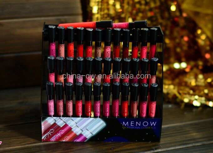 Cosmetics Menow L11008 Long Wearing Matte Liquid Lipstick
