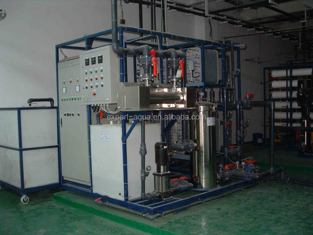 edi(electrodialysis) water filter for chemical industry