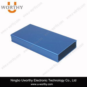 Anodized Aluminum Extrusion Enclosure for Electronics for Solar Module