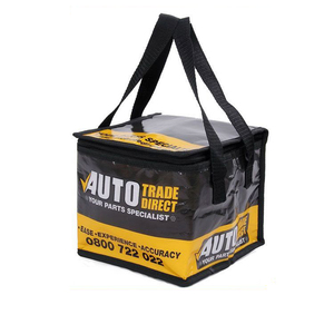 insulated thermal food carry bag