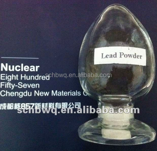 Manufacturer of pure lead powder