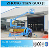 Hot sale hydraulic lifting machinery electric boom lift / aerial work platform