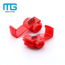 0.5-6mm Electrical Quick Connect Terminals Quick Wire Splice Connector