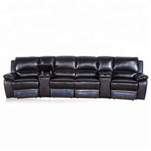5 7 seater sofa low price latest design leather hall recliner sofa set