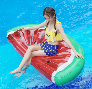 Inflatable Swimming Pool Float Watermelon Mattress - Buy Pool Float,Pool  Float Watermelon,Inflatable Swimming Pool Float Watermelon Mattress Product  ...