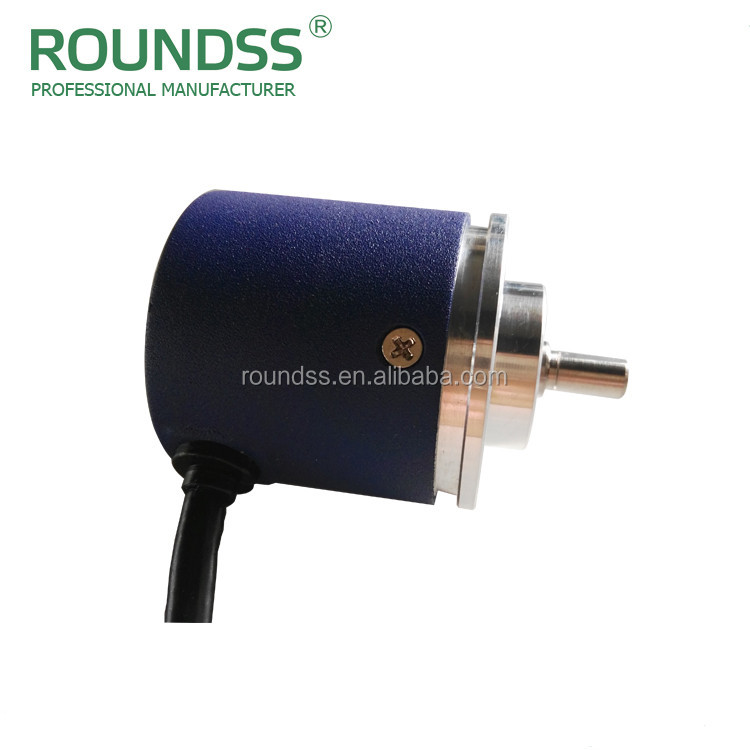 Tool Turret Encoder 6/8/10/12 Positions 42mm outer dia. absolute encoder