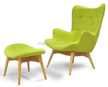 Salotto Moderno Legno : Salotto moderno poltrona in tessuto mobili featherston poltrona con
