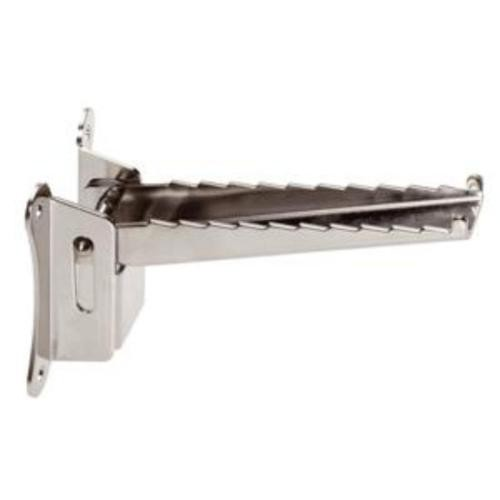 Marine Folding Stainless Steel Mast Step - Secure & Positive Hinge