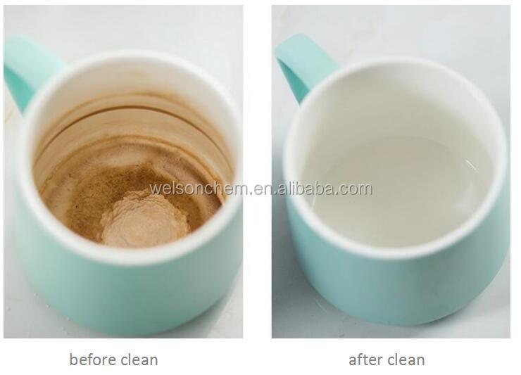 Verbazingwekkende Geconcentreerd Pot En Oven Cleaner Thee Koffie Instant Stain Remover