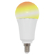 E14 7W APP WIFI Remote Control Smart Bulb B22 Google Home Warm White RGB Led lamp