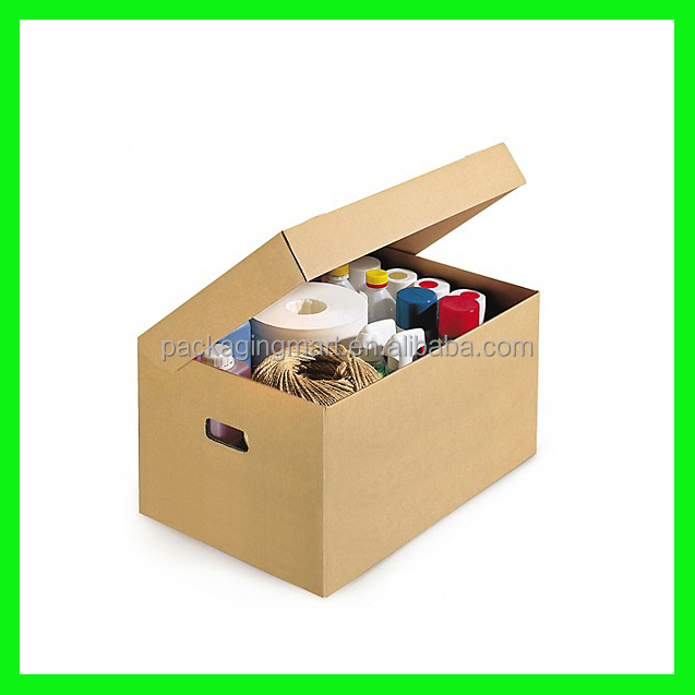 Marvelous N918 Cardboard Foldable Storage Box, Recycle Cardboard Archive Boxes, Hot  New Ideal For Long