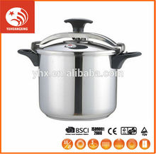 Adjustable Four Digital Large Display Rice Electric Nonstick Pressure Cooker