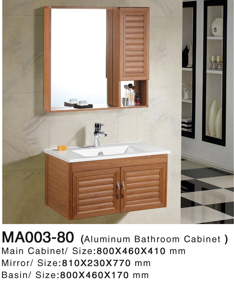 Hotel bathroom supplies new model space saving bathroom furniture poland