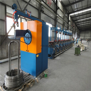 High speed niehoff wire drawing machine
