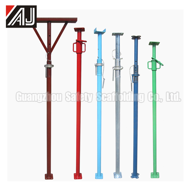 Guangzhou Manufacture Adjustable Building Construction Prop