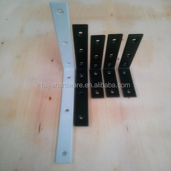 90 Degree Steel Furniture Powder Coating Angle Bracket - Buy Metal  Connecting Brackets For Wood,Standard Steel Angle Bracket,90 Degree Steel  Furniture