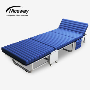 Best choice products cot size folding rollaway guest bed with mattress cot easy storage