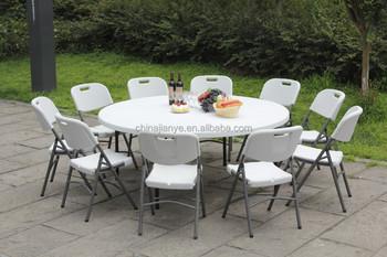 Tafel Voor Buiten : Cm witte plastic opklapbare ronde tafel buiten buy ronde