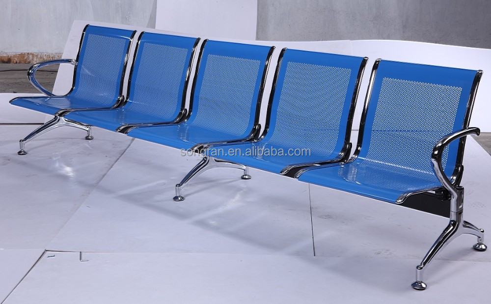 Silla de oficina para la venta vest bulo sillas de espera for Sillas para hospital
