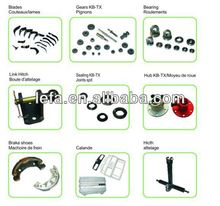 Japanese disc clutch /tyre/ trailer landing gear parts