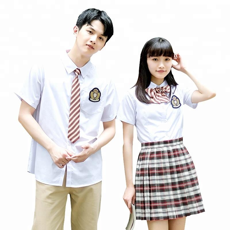 763052e8f China plus size school uniforms wholesale 🇨🇳 - Alibaba