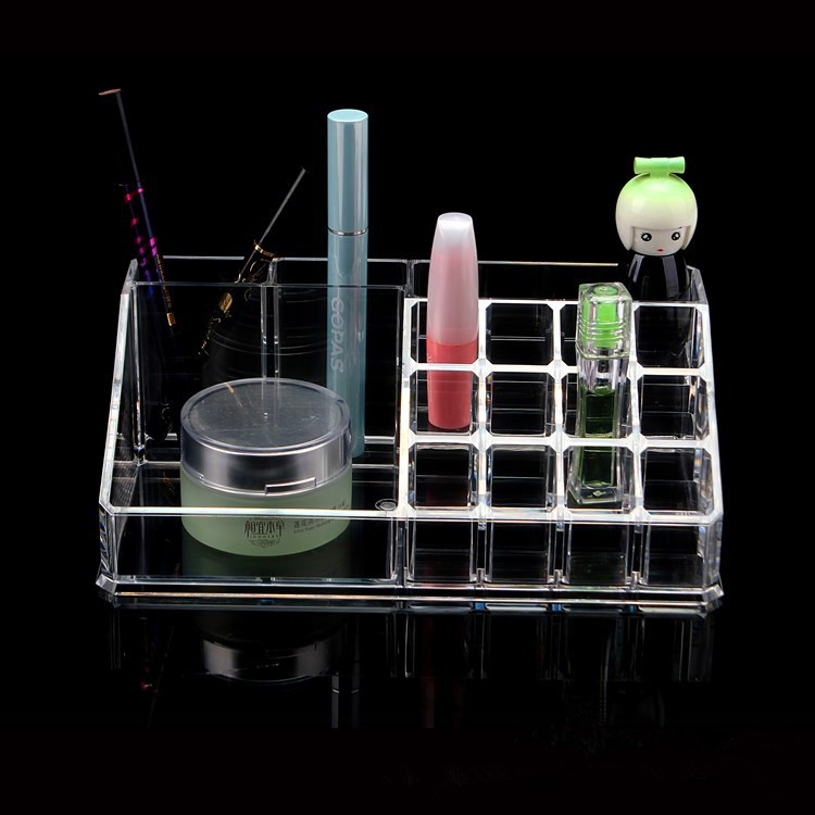Grossiste boite rangement maquillage acrylique acheter les - Rangement maquillage en acrylique ...