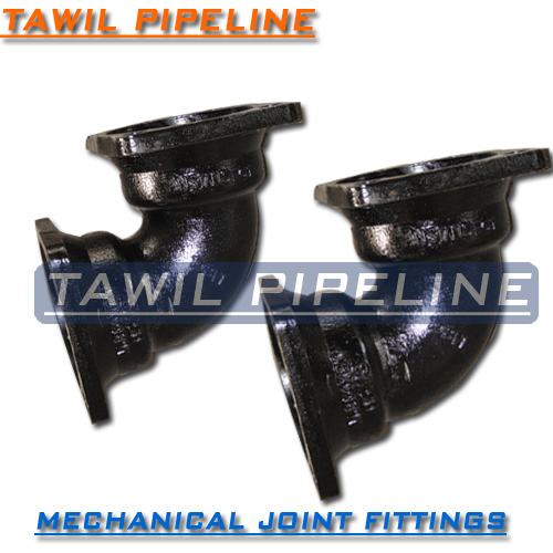 TAWIL ISO2531 replace lead bend toilet flange pipe fittings