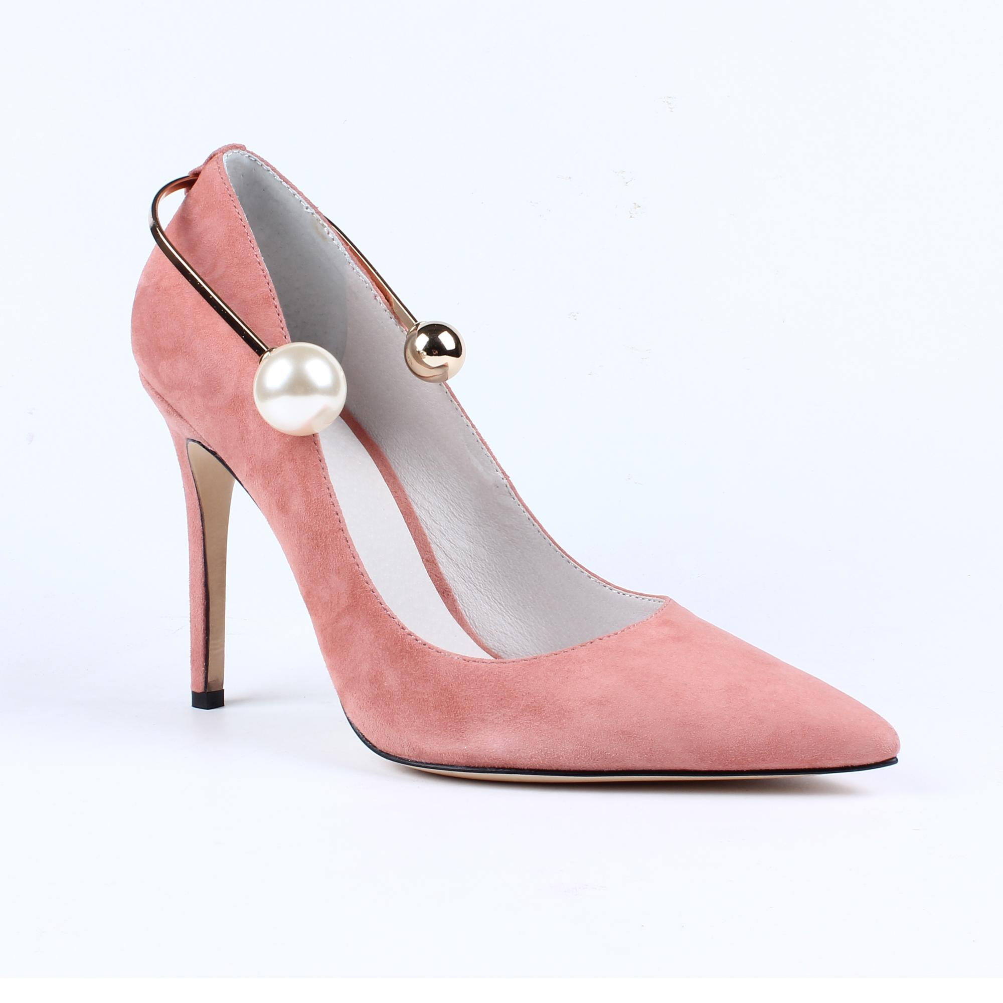 2257ec2a527 2018 trendy new fashion girls high heels women dress shoes ladies court  shoes
