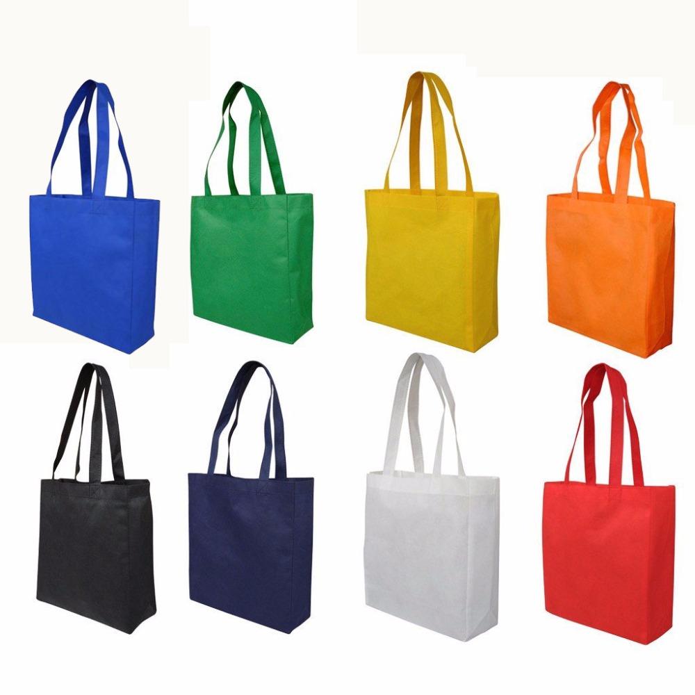 Özel baskılı ucuz eko pp olmayan dokuma alışveriş çantası tnt çanta, geri dönüşüm olmayan dokuma çanta