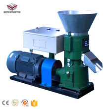 Russia / Malaysia /Pakistan/ Algeria / United States Hot Sale Homemade Poultry Feed Pellet Making Machine