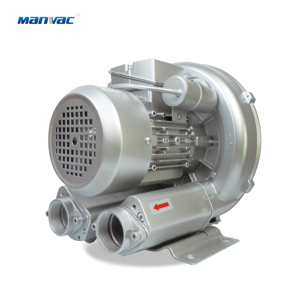 Factory Direct Supply 1HP Single Stage High Pressure Air Blower