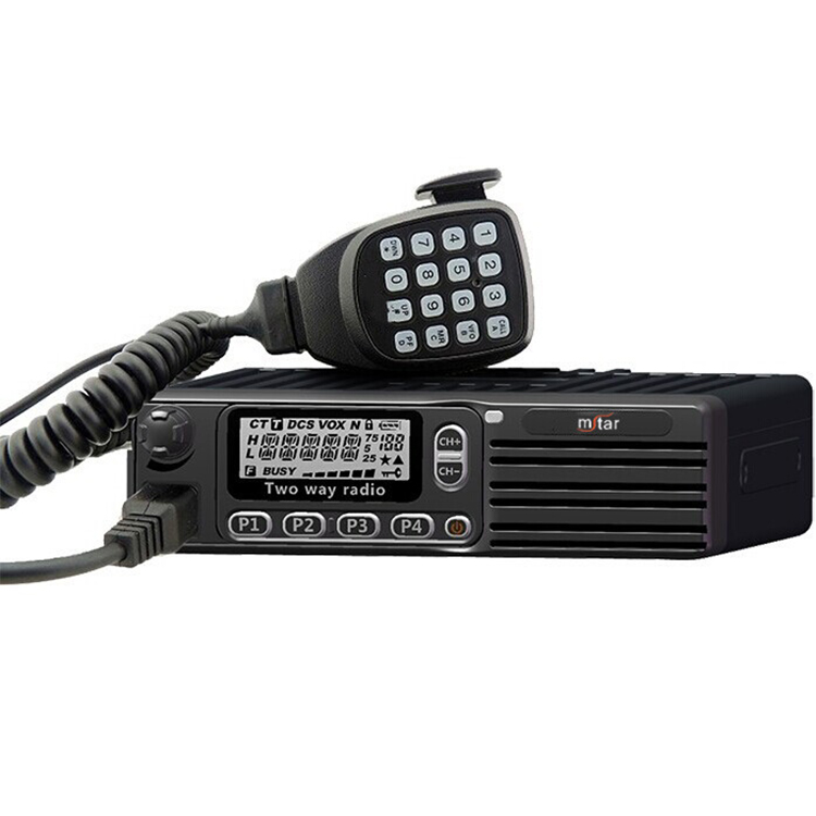 Transceptor de rádio móvel de DM8000 DMR Digitas com certificado do FCC do CE