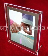 Acrylic Wall Frames customized design acrylic wall picture frame /popular design hot