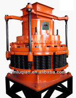 China Best Newly developed mining stone cone crusher machine used in ore quarry