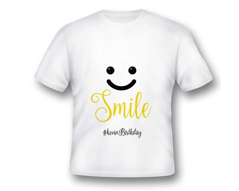 bed7d0fec Personalized Smile Emoji Birthday Shirt, Emoji Birthday Party Shirt, Emoji  Birthday, Custom Emoji