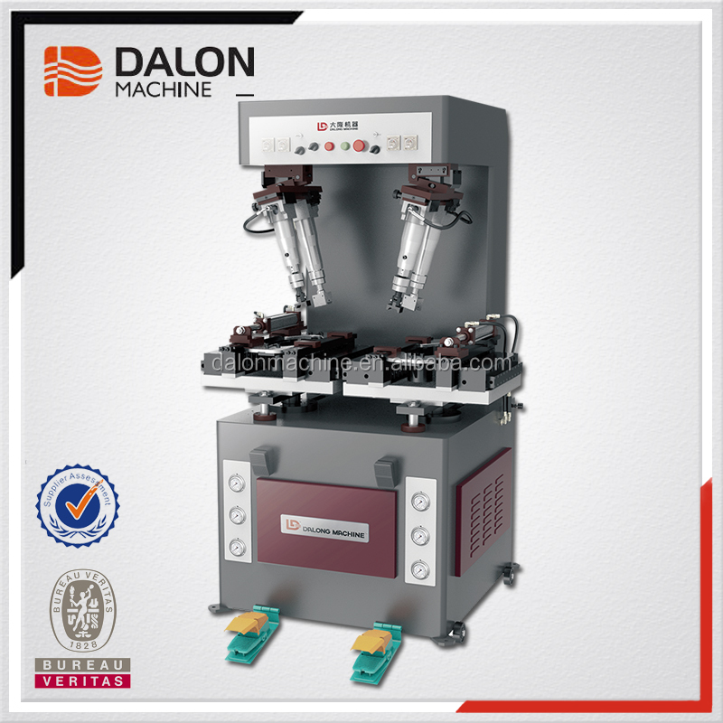 Dalong LD-685B Computerized heavy-duty walled shoe sole attaching machine shoe-making machine