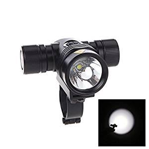 EverTrust(TM)2000Lm 5 Modes CREE XML-T6 LED Clamp Bicycle Bike Light 18650 Aluminum Alloy Outdoor Sports Bike Lamp Lighting