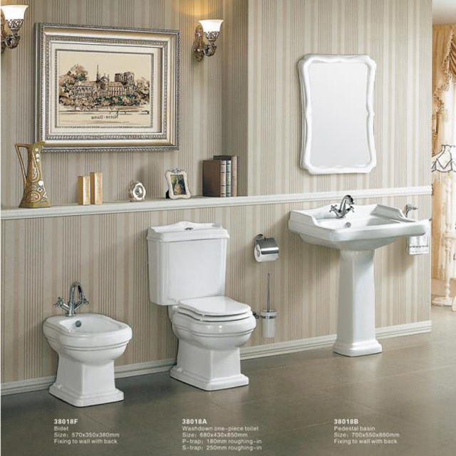 Luxury Bathroom Suites Using Wc Bidet