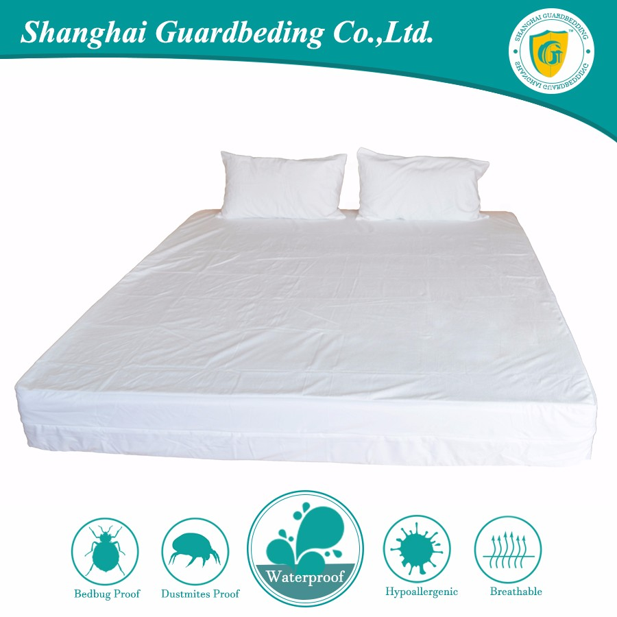 bug products pad bedding mattresses silverclearmattressprotectorlable and under mattress anti cover bed down milano