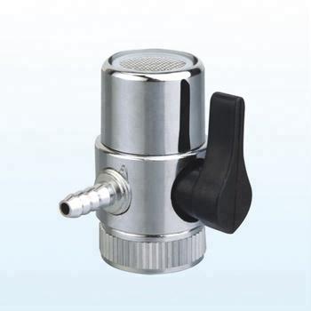 Delicieux 5/16u0026quot; Barb Kitchen Sink Faucet Diverter For Water Filter