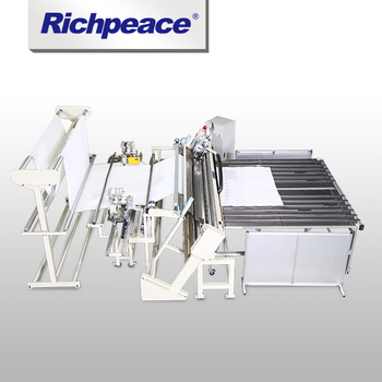 Useful Richpeace Automatic 4-Side Edge Sewing Machine