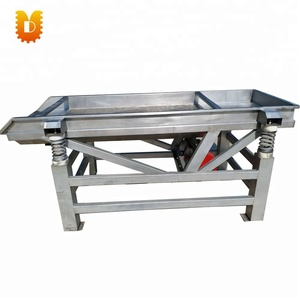 UDYQK-3000 Big capacity double screen surface green bean mung bean soy bean sprout shelling machine