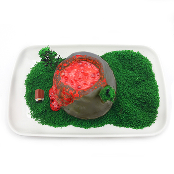 Chemistry Lab - DIY Volcano Eruption experiment science kit