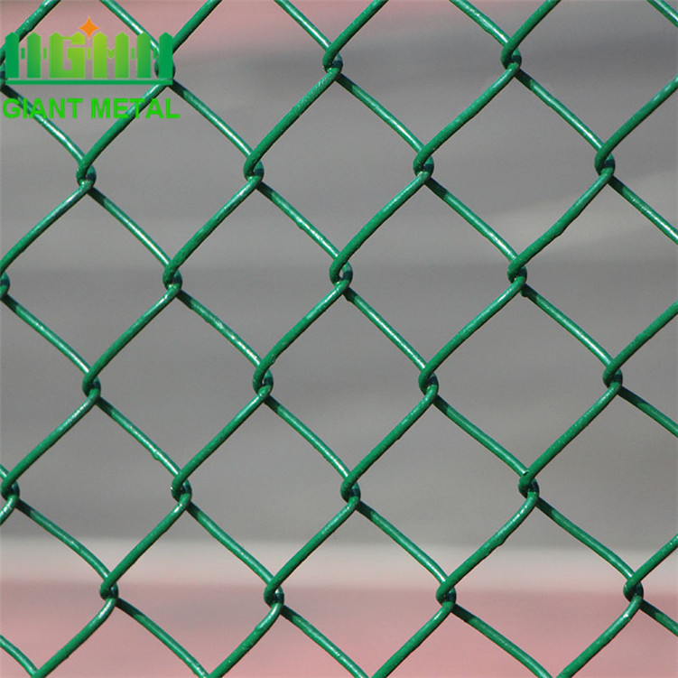 High Quality Cheap PVC Coated US Black Cyclone Wire Fence