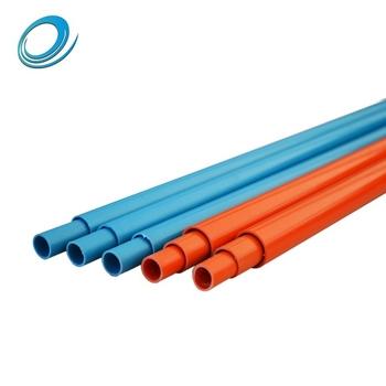 rsc colored plastic electric wire casing pvc conduit pipe buy pvc rh alibaba com Wire Pipe Size Pipe Wire FTB