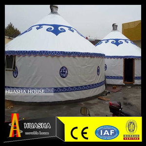 popular fine quality mongolian yurt tent for sale