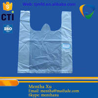 PE best selling products in dubai customized plastic shopping bag